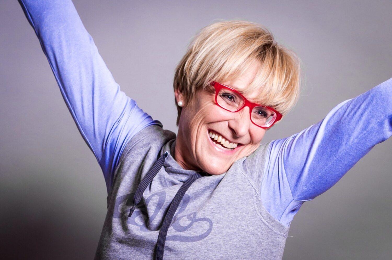 Brigitte Farbe Berie Bergsportschule