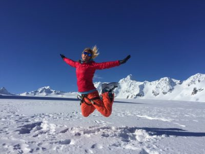 Skitour Lyngenalpen - Berie Bergsportschule