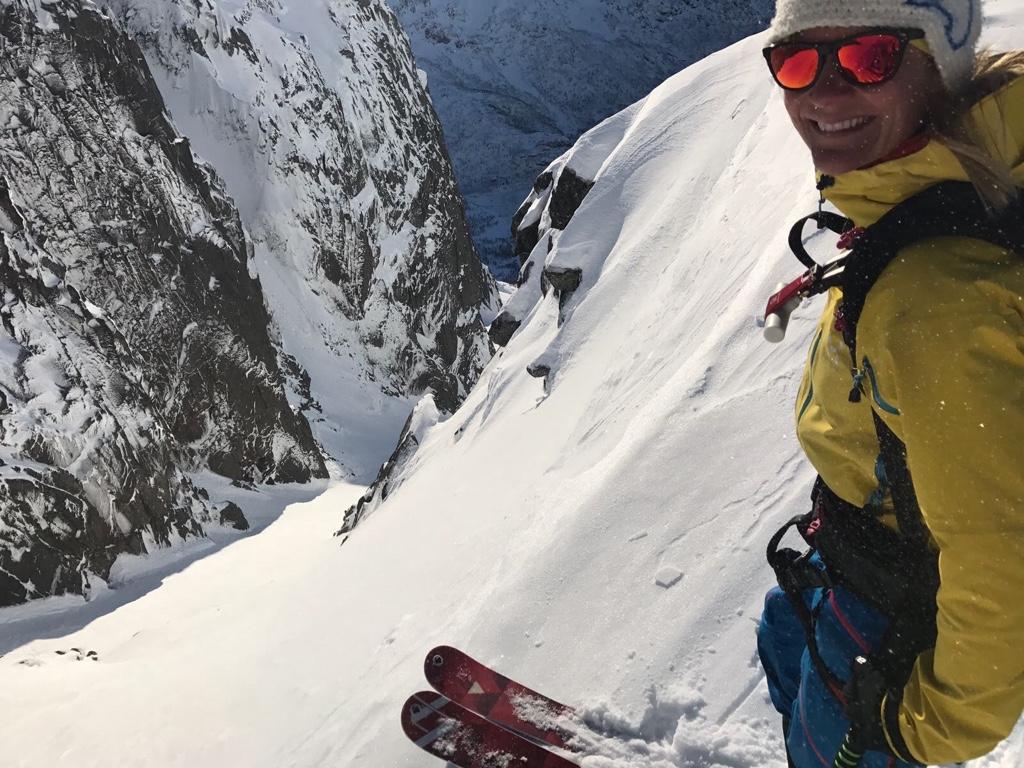 Skitour Lofoten - Berie Bergsportschule