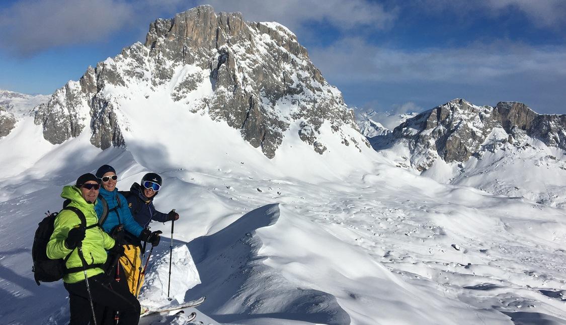 Skikurs Skitouren