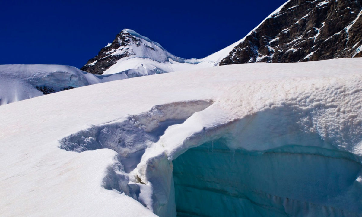 Grosser Aletschgletscher Grindelwald
