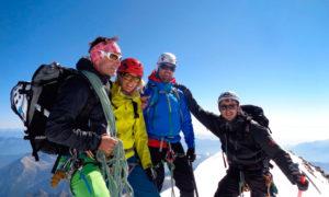 Monte Rosa, Zermatt, Hochtour Wallis