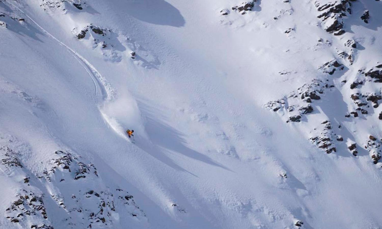 Ski Freeride Val d'Anniviers