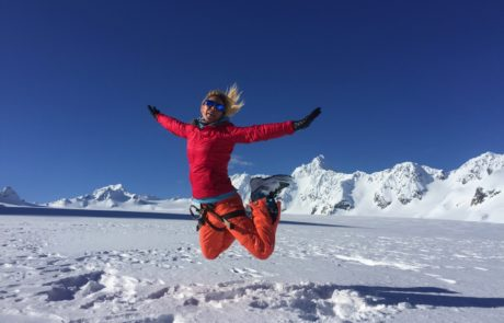 Skitouren Lyngen Tafeltinden