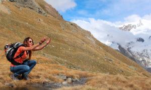 Grosser Aletschgletscher Gletschertrekking Grindelwald Fiesch