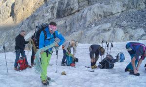 Grosser Aletschgletscher Gletschertrekking