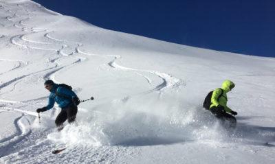Tiefschneekurs Zermatt, Andermatt, Engelberg