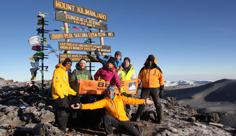 Kilimanjaro BERIE