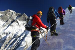 Mount Everest Trekking Khumbu Island Peak Sherpa Nepal