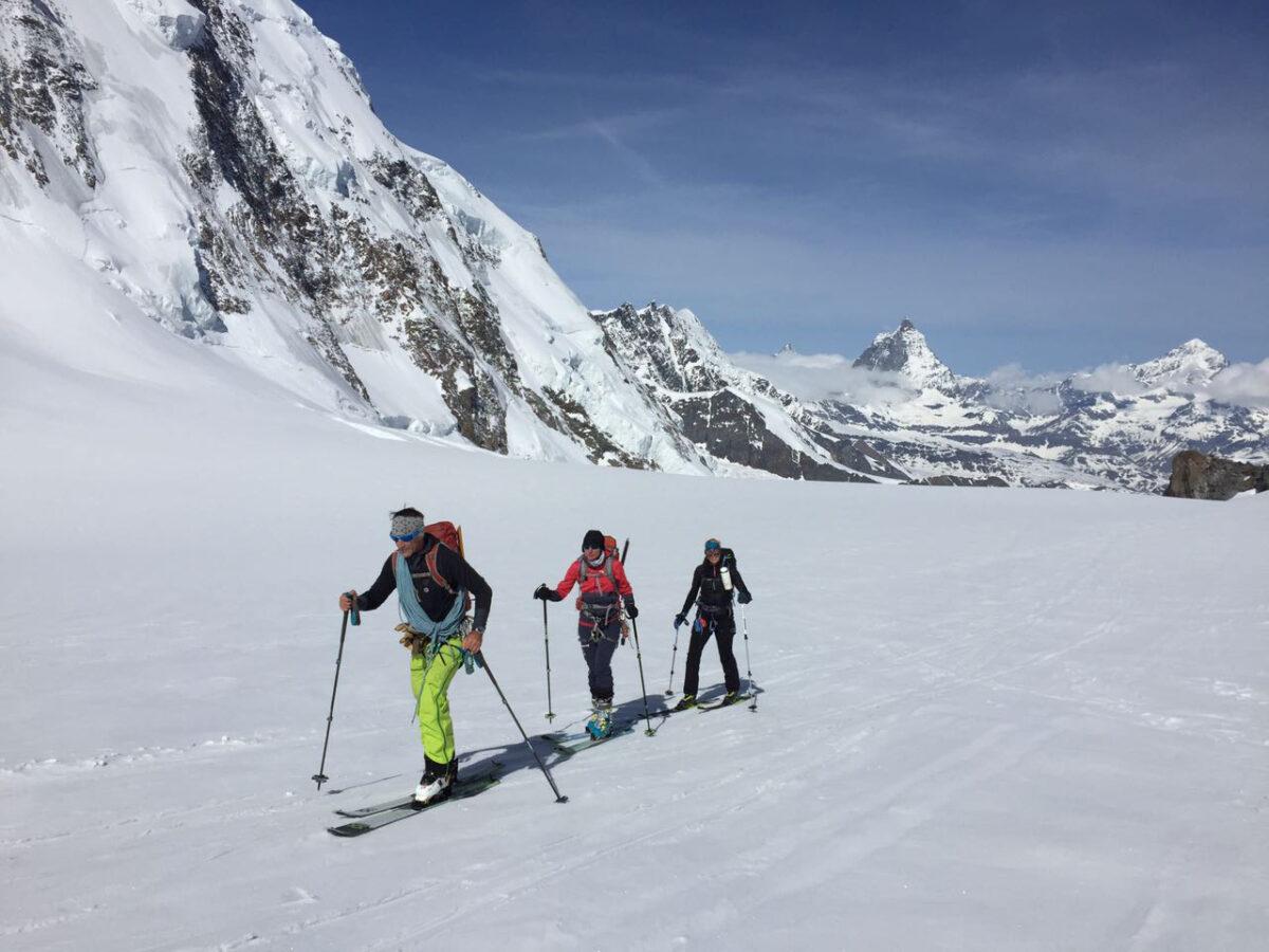 Skitour Alphubel