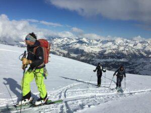 Skitour Breithorn, Skitour Zermatt