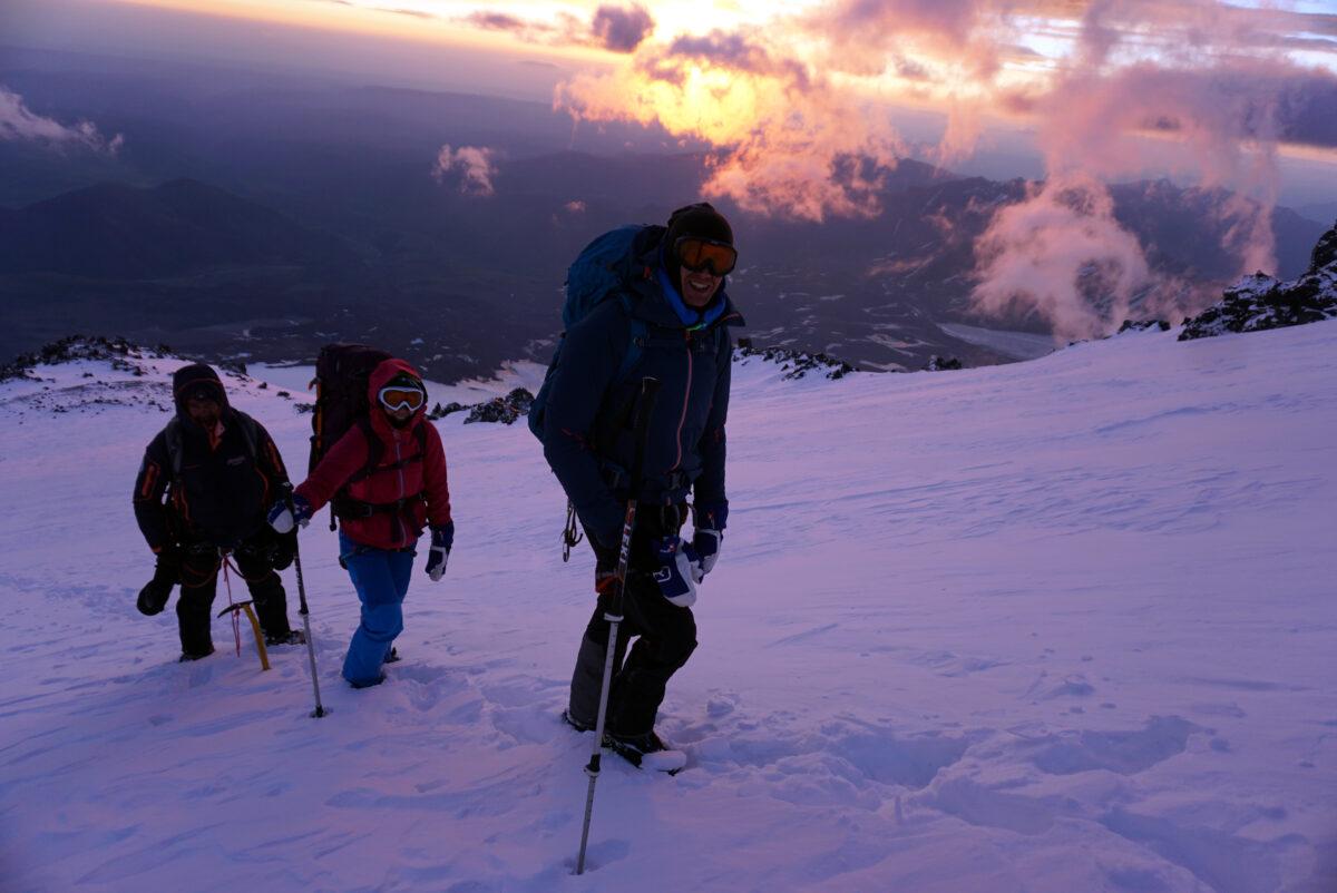 Skitour Elbrus
