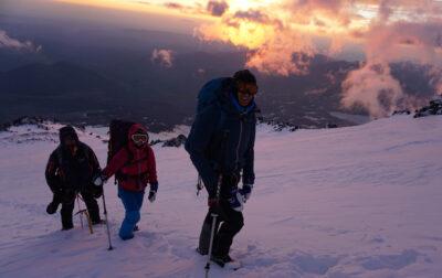 Skitouren Elbrus, Skitour Elbrus