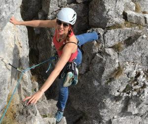 Klettern, Climbing, Sportklettern