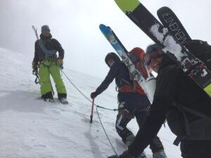 Skitour Dufourspitze, Skitour Monte Rosa, Zermatt