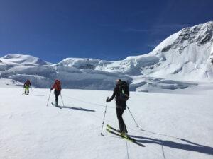 Skitour Dufourspitze