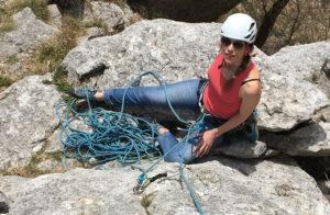 Kletterkurs, Rockclimbing