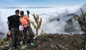 Mount Meru und Kilimanjaro, Hatari Lodge