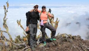 Gipfeltour Mount Meru mit Hermann Berie