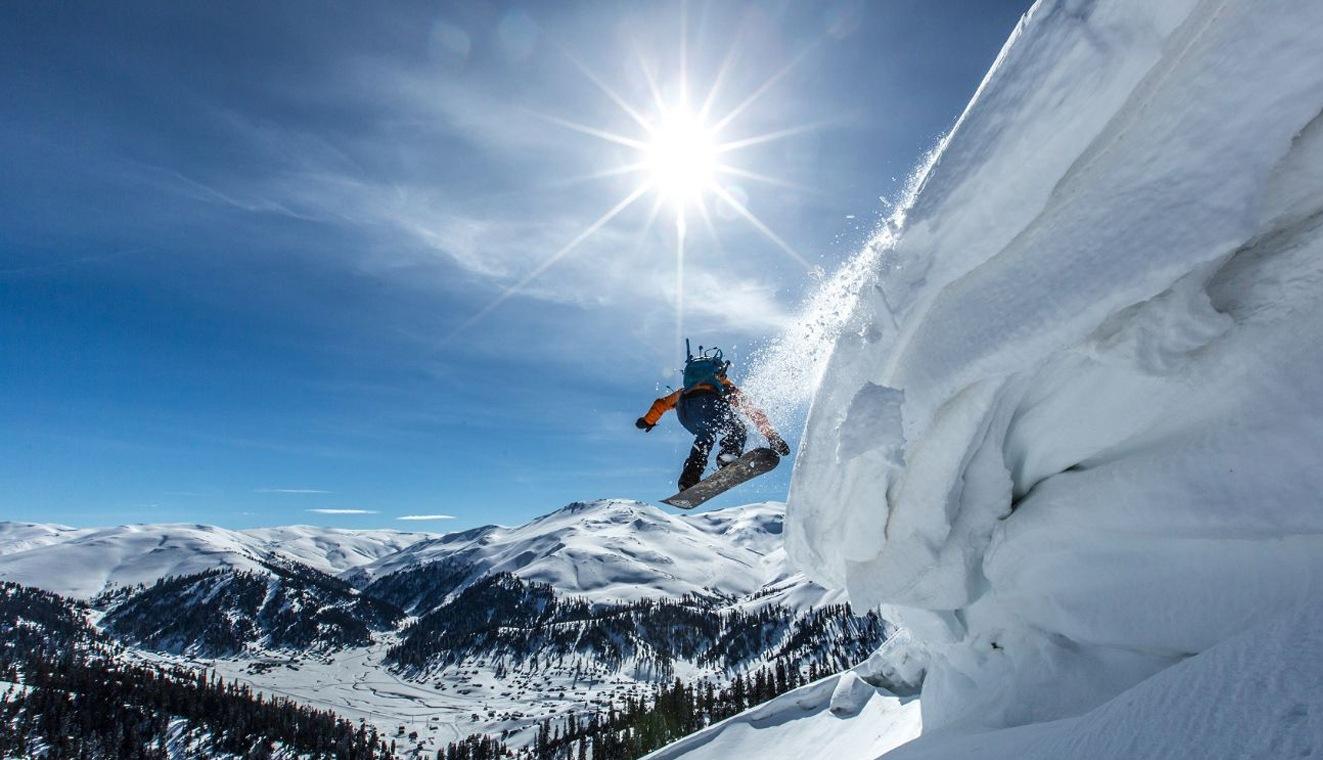 Skitouren Sibirien