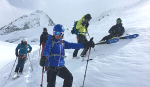 Skitouren Arolla, Haute Route