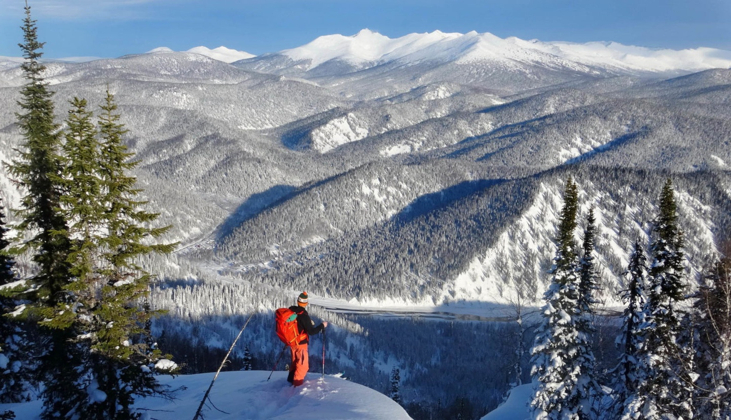 Skitouren Sibiren