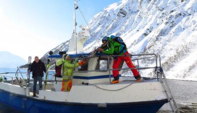 Skitouren Lyngen