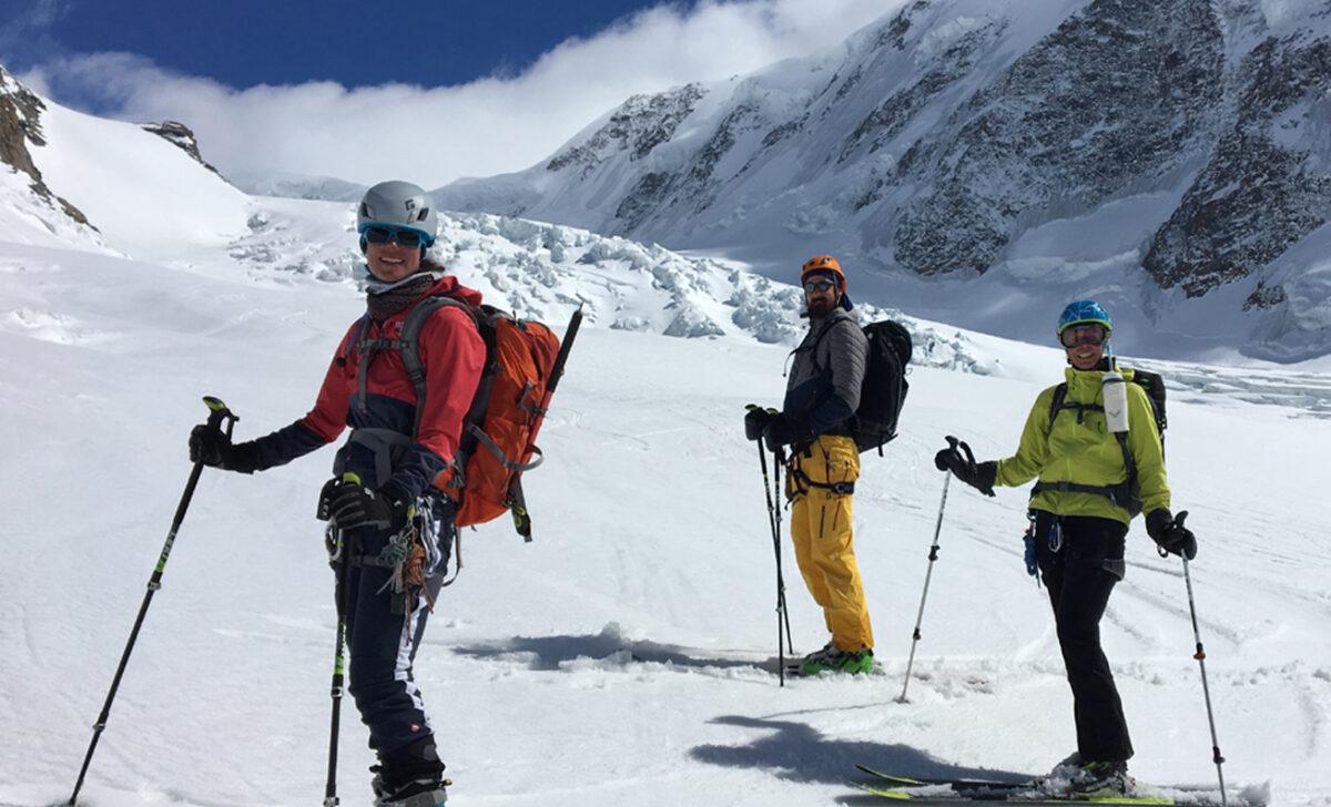Skitouren Arolla Valpelline