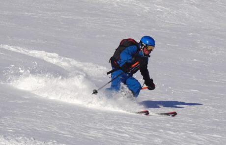Skitouren Pulverschnee Lofoten