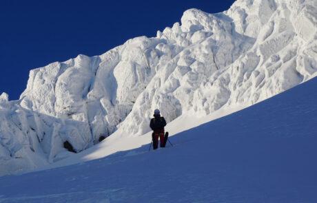 Skitouren Norwegen Lofoten