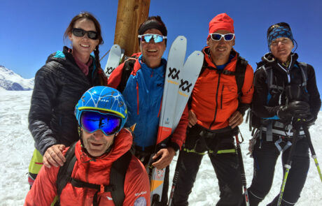 Skitouren 4000er