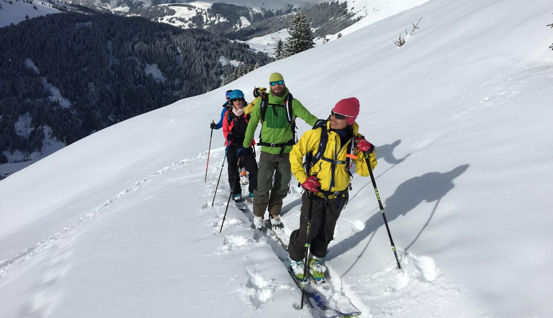 Skitourenkurs Einsteiger