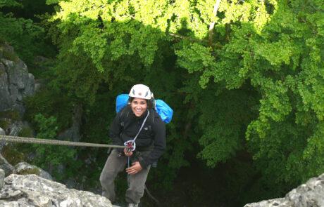 Kletterkurse Klettergarten
