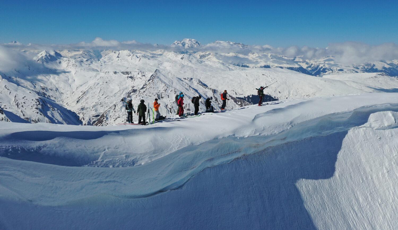 Skitouren Vals